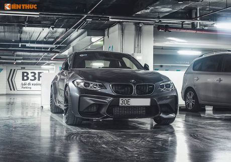 Can canh BMW M2 gia gan 3 ty dau tien tai Ha Noi - Anh 2