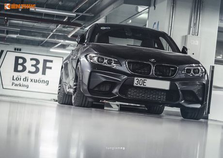 Can canh BMW M2 gia gan 3 ty dau tien tai Ha Noi - Anh 6