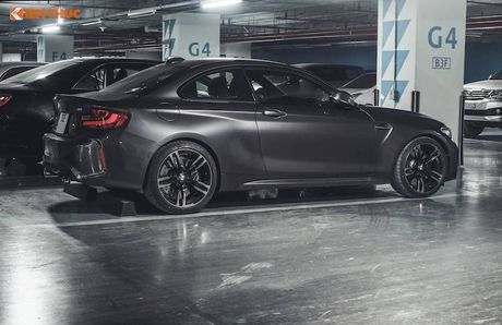 Can canh BMW M2 gia gan 3 ty dau tien tai Ha Noi - Anh 7