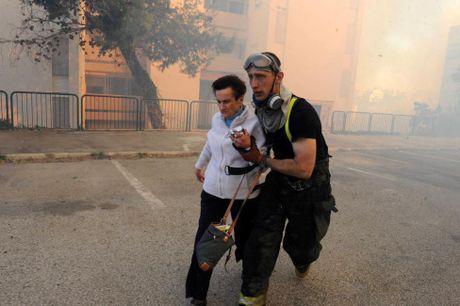 Canh tan hoang sau vu chay rung kinh hoang o Israel - Anh 3