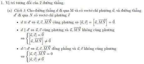 Day phuong phap toa do khong gian theo huong thi trac nghiem - Anh 1
