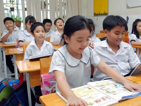 Khanh Hoa: Huong dan cach dieu chinh ghi hoc ba tieu hoc - Anh 1