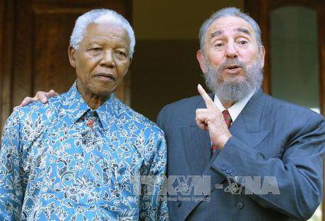 Mot Fidel huyen thoai trong ky uc cua moi nguoi - Anh 1