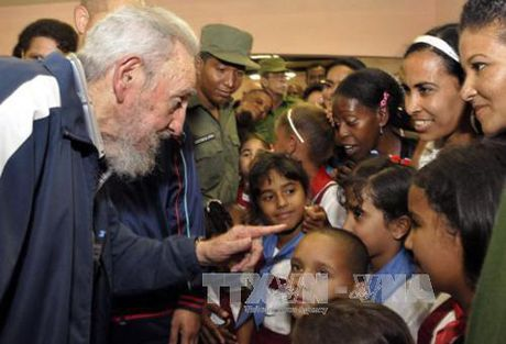 Mot Fidel huyen thoai trong ky uc cua moi nguoi - Anh 3