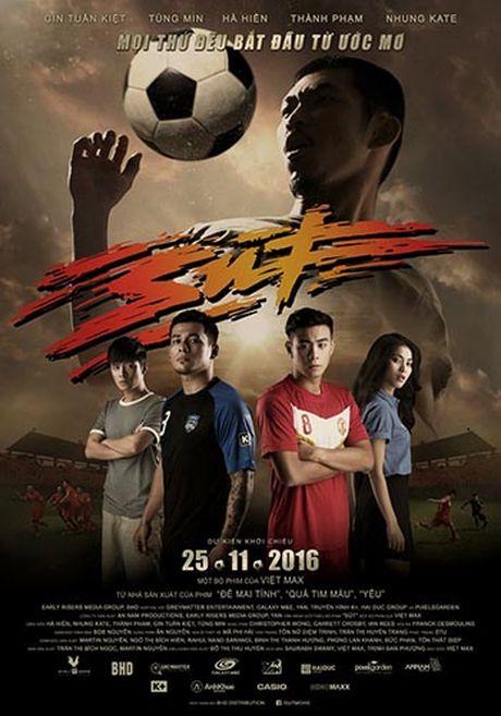Phim 'Sut' ham nong bau khong khi Ha Noi bang tinh yeu bong da - Anh 3