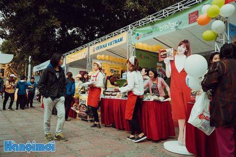 Le hoi van hoa Han Quoc 2016: Co ho trai nghiem nhung net dac sac cua xu Kim Chi - Anh 1