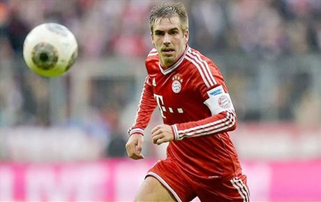 Ghe sep tai Bayern dang cho Philipp Lahm - Anh 2
