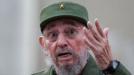 Nha lanh dao huyen thoai cua Cuba Fidel Castro qua doi - Anh 1