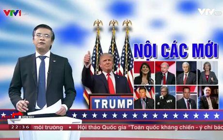 Tong thong moi dac cu Donald Trump lua chon noi cac moi - Anh 1
