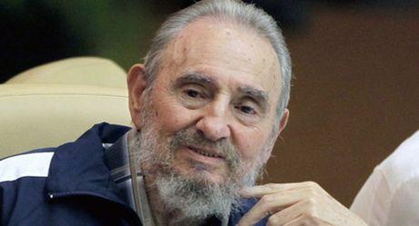 Lanh tu Fidel Castro: Nguoi ban lon cua dat nuoc Viet Nam - Anh 1