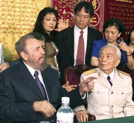 Lanh tu Fidel Castro: Nguoi ban lon cua dat nuoc Viet Nam - Anh 6