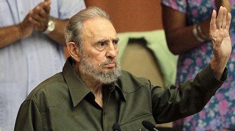 Lanh tu Cuba Fidel Castro qua doi - Anh 1