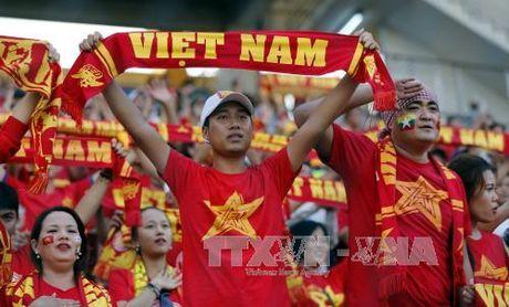 "Gap mat co dong vien ""lao lang"" cua tuyen Viet Nam - Anh 1"