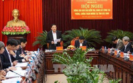 Thong qua ket luan ve xu ly cac vu an tham nhung nghiem trong tai Tay Ninh - Anh 1