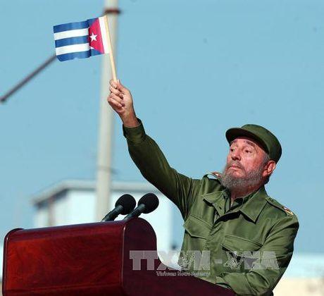 Cuba de tang lanh tu Fidel Castro trong 9 ngay - Anh 1