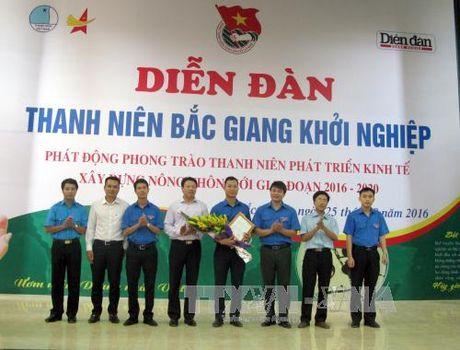 Dien dan Thanh nien nong thon khoi nghiep - Anh 1