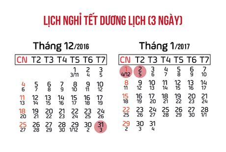 Tet nghi 7 ngay, vay lich nhung ngay nghi le con lai the nao? - Anh 1