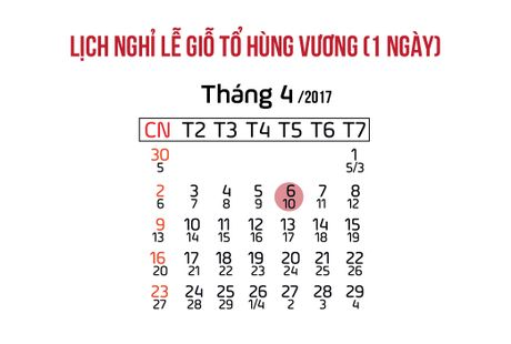 Tet nghi 7 ngay, vay lich nhung ngay nghi le con lai the nao? - Anh 3