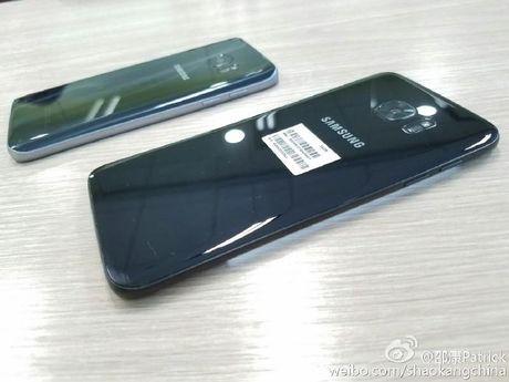 Galaxy S7 Edge den bong lo anh thuc - Anh 2