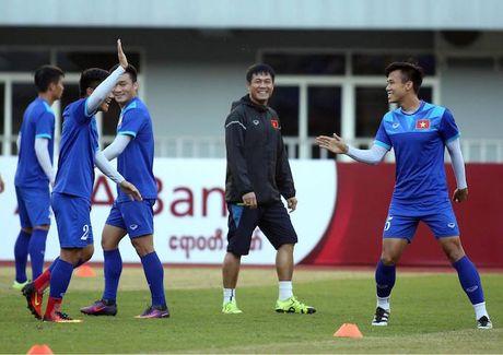 Tin HOT sang 26/11: Bao chi Campuchia tin doi nha... thua Viet Nam - Anh 1