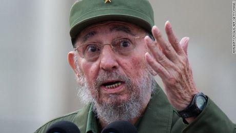 Nha cach mang Cuba Fidel Castro qua doi o tuoi 90 - Anh 1