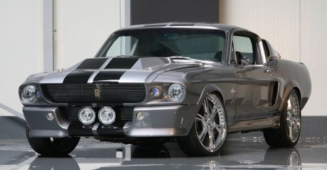 1967 Eleanor Mustang duoc mo phong an tuong boi Solidworks - Anh 1