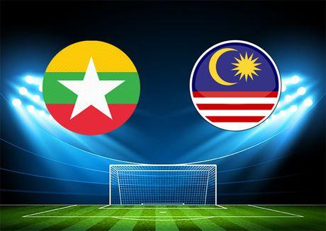 Myanmar da bai Malaysia bang ban thang muon mang - Anh 1