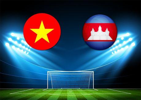 Ha Campuchia, Viet Nam gap Indonesia tai ban ket AFF Cup 2016 - Anh 1
