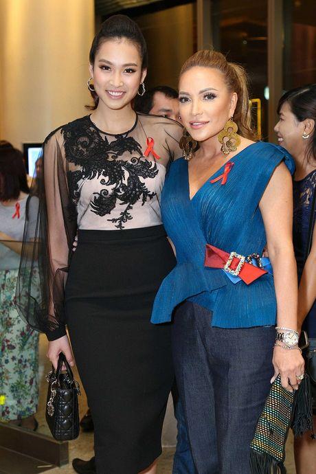 Ngoc Thanh Tam cung dan sao Viet keu goi chong phan biet doi xu voi nguoi nhiem HIV - Anh 7