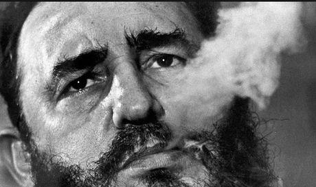 Cuoc doi cuu Chu tich Cuba Fidel Castro qua anh - Anh 7