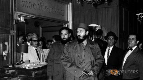 Cuoc doi cuu Chu tich Cuba Fidel Castro qua anh - Anh 9