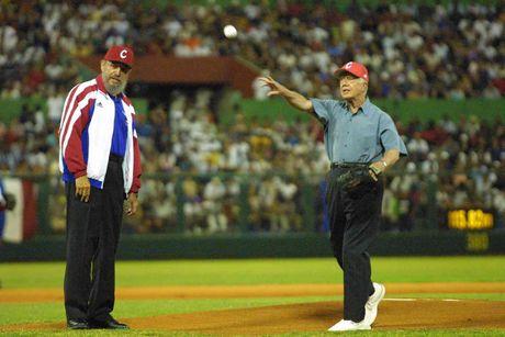 Cuoc doi lanh tu cach mang Cuba Fidel Castro qua anh - Anh 10