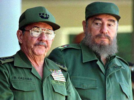 Cuoc doi lanh tu cach mang Cuba Fidel Castro qua anh - Anh 12
