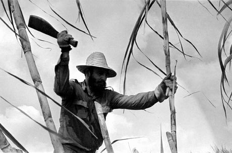 Cuoc doi lanh tu cach mang Cuba Fidel Castro qua anh - Anh 14