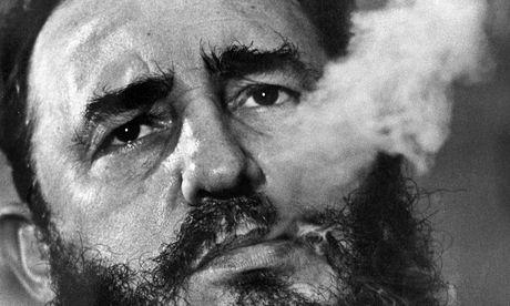 Cuoc doi lanh tu cach mang Cuba Fidel Castro qua anh - Anh 15
