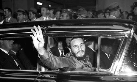 Cuoc doi lanh tu cach mang Cuba Fidel Castro qua anh - Anh 7