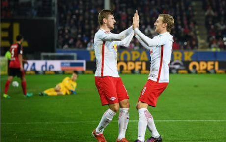 "Bundesliga: Thang 7 tran lien, ""Leicester nuoc Duc"" bay cao - Anh 1"
