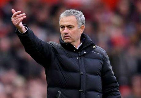 Mourinho thay 9 diem khong la gi, MU se vo dich - Anh 1