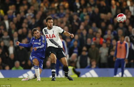 Chelsea dau Tottenham: Conte khong the chu quan - Anh 1