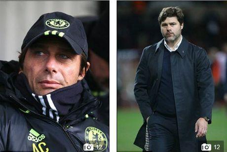 Chelsea dau Tottenham: Conte khong the chu quan - Anh 2