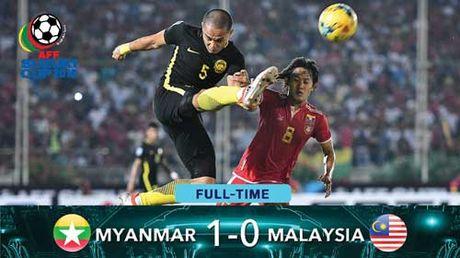 Myanmar – Malaysia: Don ket lieu phut 89 - Anh 1