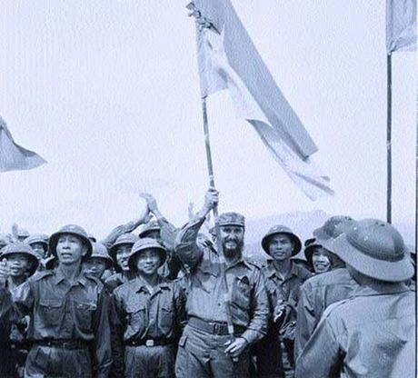 Cuba to chuc quoc tang 9 ngay cho Lanh tu Fidel Castro - Anh 2