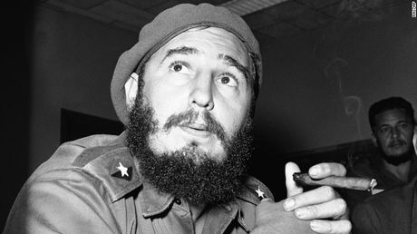 Lanh dao the gioi tung nhan xet the nao ve ong Fidel Castro? - Anh 1