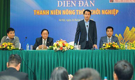Mach nuoc khoi nghiep cho thanh nien nong thon - Anh 3