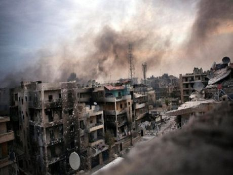 Syria gianh quyen kiem soat mot khu vuc rong lon o dong Aleppo - Anh 1