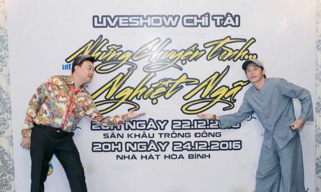 Hoai Linh: 'Toi co the bo bat ky ai nhung khong bao gio bo Chi Tai' - Anh 3