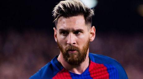 Messi tiet lo ly do thay doi ngoai hinh den chong mat - Anh 1