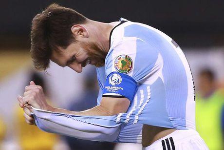 Messi tiet lo ly do thay doi ngoai hinh den chong mat - Anh 3
