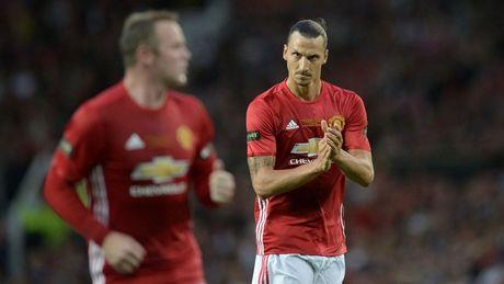 Ibrahimovic dang dan, keu goi su ton trong danh cho Wayne Rooney - Anh 3