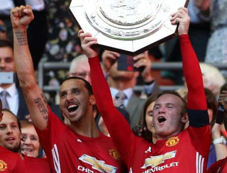 Ibrahimovic dang dan, keu goi su ton trong danh cho Wayne Rooney - Anh 5